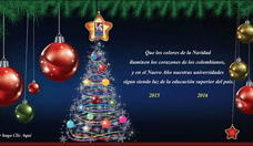 Saludo de Navidad de ASCUN