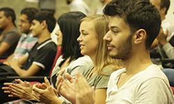 UTP recibe a los estudiantes  internacionales 2017-II