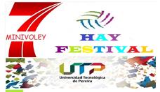 """Este viernes séptima versión del """"Hay Festival Minivoleibol"""""""