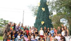 La navidad también llegó a Utepitos
