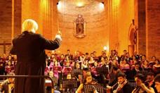 """Gran concierto por la Paz """"Música para la reconciliación"""""""