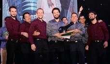 Sinapsis triunfa en el festival Mono Núñez