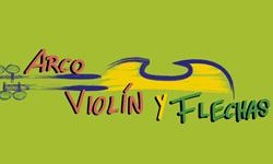 Arco, violín y flechas