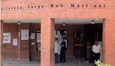 Biblioteca Jorge Roa Martínez