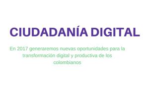 Certificarte como ciudadano digital