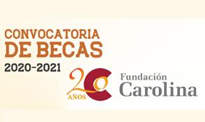 Charla informativa de Fundación Carolina