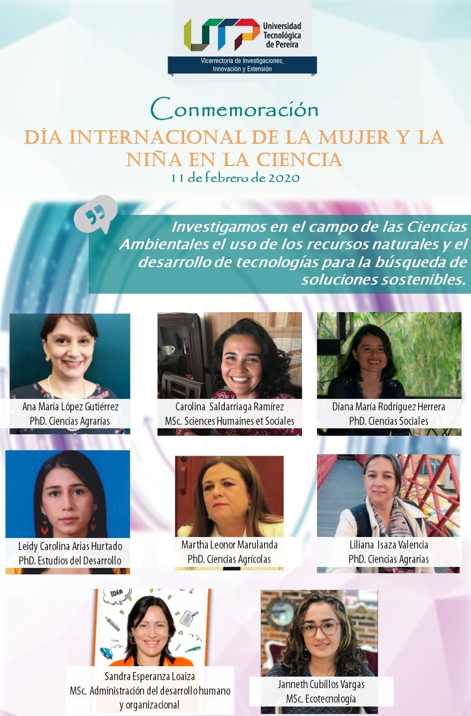 Día final Mujer y ciencia