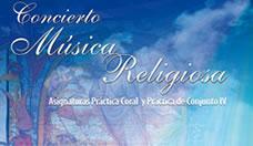 Concierto de música religiosa