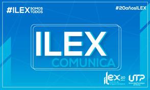 Conoce los canales de comunicación ILEX