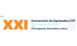 Convergencia, Diversidad y Cultura en la XXI Convención Virtual de Egresados UTP sin fronteras 2020