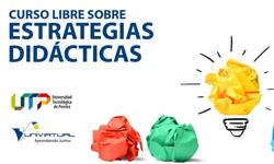 Curso Libre de Estrategias Didácticas para Docentes UTP
