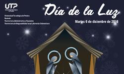 Concurso de Pesebres -  Día de la Luz en la UTP