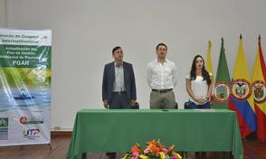 Clausura Diplomado Planificación y Gestión Ambiental Territorial