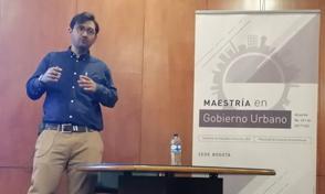 Docente UTP ganador de beca de investigación del Instituto Francés de Estudios Andinos