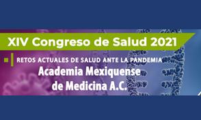 Egresado UTP participa en el XIV Congreso de la Salud 2021 de la Academia Mexiquense de Medicina