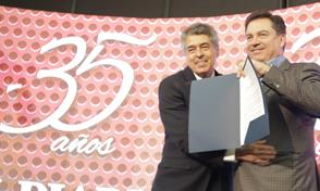 UTP entrega reconocimiento al Periódico El Diario