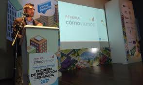 """Pereiranos satisfechos con la Educación Superior revela Encuesta de Percepción Ciudadana: """"Pereira Cómo Vamos"""