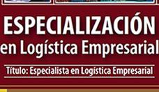 Especialización en Logística Empresarial