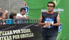 Estudiante UTP se destaca en la media maratón del Eje Cafetero