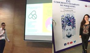 Estudiantes del postgrado de psiquiatría UTP reciben dos premios en el xi congreso nacional de residentes de psiquiatría en Medellín