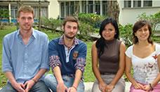Personajes UTP – Estudiantes extranjeros en la UTP
