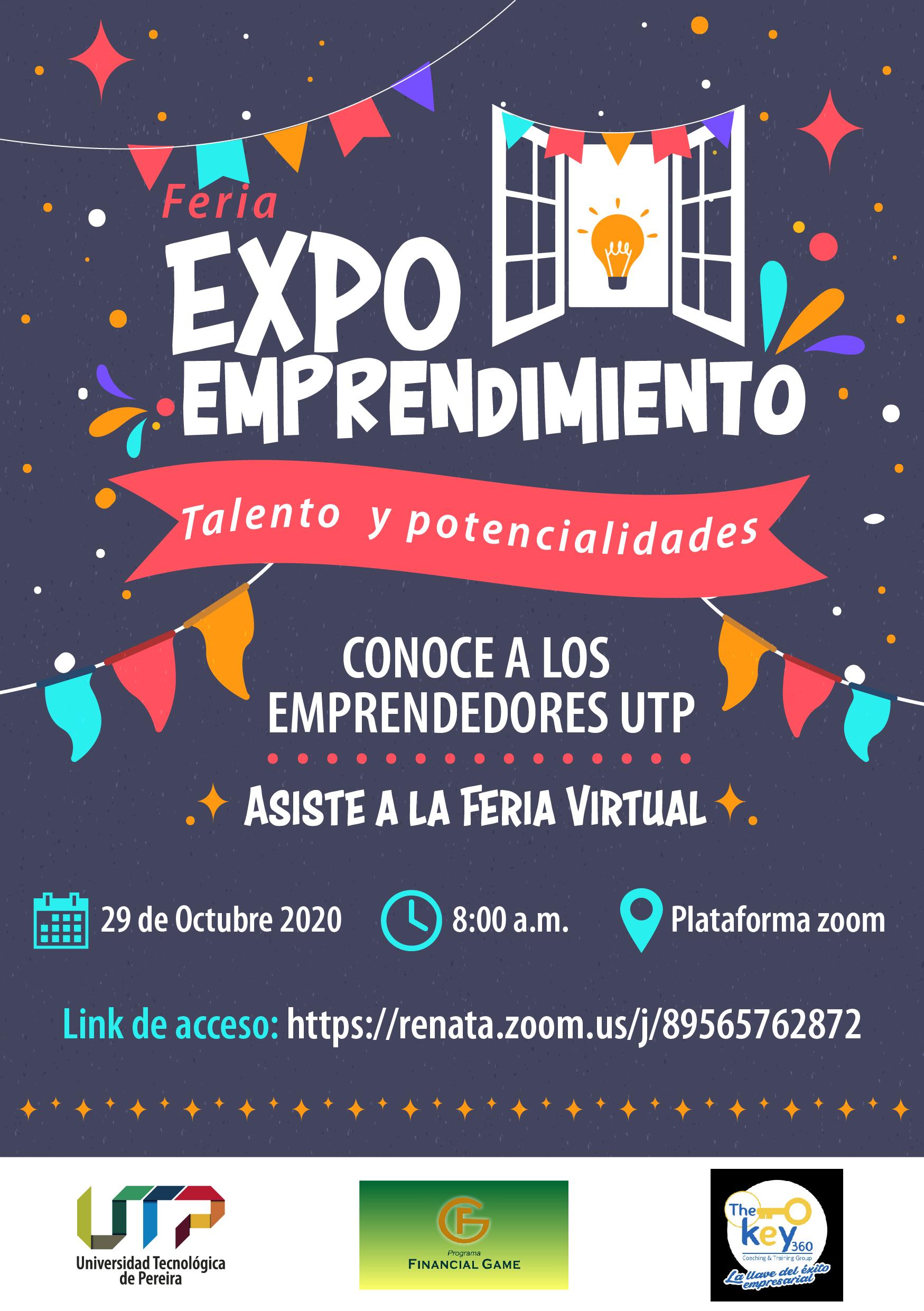 Expo Emprendimiento Talentos y Potencialidades