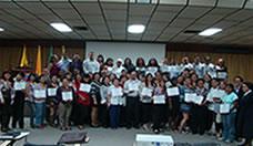 La UTP gradúa a 90 facilitadores de procesos de inclusión y género