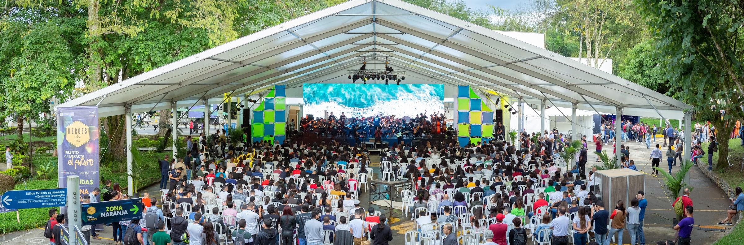 Gran concierto Katarsis