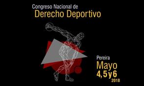 Congreso Nacional de Derecho Deportivo