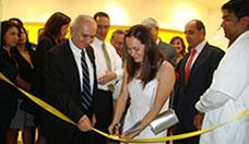 Inauguración sede Ciencias de la Salud Hospital San Jorge