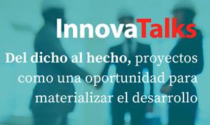Innovatalk este martes en el CIDT