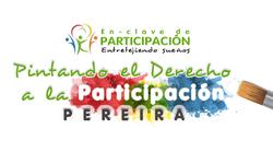 Invitación a la 1ra jornada de movilización social Piensa, Pinta y Participa de niñas, niños y adolescentes de Risaralda