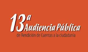 La UTP realiza este 18 de abril, la 13ª Audiencia Pública de Rendición de Cuentas a la ciudadanía