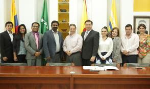 La UTP se une a la alianza por el desarrollo tecnológico en Big Data en Risaralda
