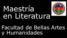 Maestría Literatura