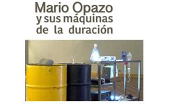 Mario Opazo y sus máquinas de la duración