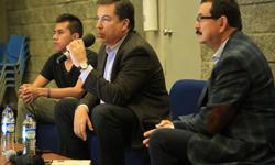 Masiva asistencia al Diálogo con Estudiantes de Ingenierías