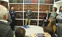 Universidad Tecnológica de Pereira inaugura el Laboratorio de Fuentes Históricas