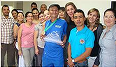 Oro para la UTP en Juegos  Nacionales de Sintraunicol