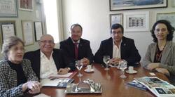 Rector UTP visitó Universidad Federal Fluminense -UFF