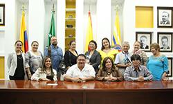 Rectores de Instituciones educativas se reunieron en la UTP
