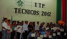 UTP gradúa primeros Técnicos en Labores Mineras