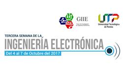 Tercera semana de la Ingeniería Electrónica