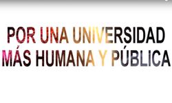 Por una universidad más humana y pública