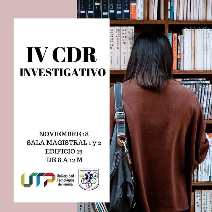 VI CDR investigativo