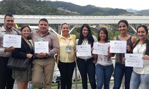 Vicerrectoría de Investigaciones, Innovación y Extensión: Participación Séptimo Encuentro Regional de Semilleros de Investigación - RREDSI