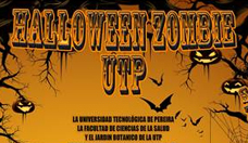 Halloween Zombie UTP