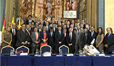 UTP en Encuentro de Rectores Colombianos y Españoles