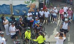 Con Bicicletón Risaralda le dijo sí a la Paz