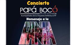 Concierto Papá Bocó